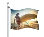 Custom Traditional Flag for Flagpole