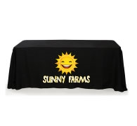 6ft Custom Promotional Table Cover