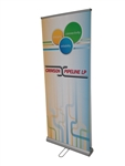 DOUBLE-SIDED DELUXE RETRACTABLE BANNER