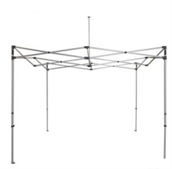 10 X 10 POP-UP ALUMINUM (HEX LEG) EVENT TENT FRAME