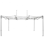 10 X 15 POP-UP STEEL (HEX LEG) EVENT TENT FRAME