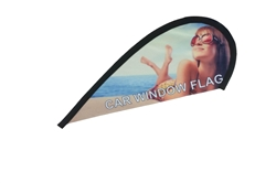 MINI TEARDROP FLAG SERIES - Graphic Only (set of 12)