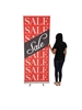 "31.5"" X 78.75""- DELUXE RETRACTABLE BANNER STAND"