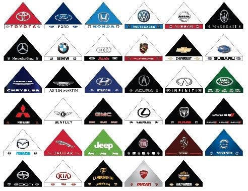sc 1 st  Sales Banners u0026 Sales Flags & 10 X 10 POP-UP EVENT TENT W/ STOCK CANOPY- LUXURY AUTO DEALER LOGOS